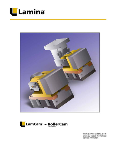 LamCam™ Roller Cam