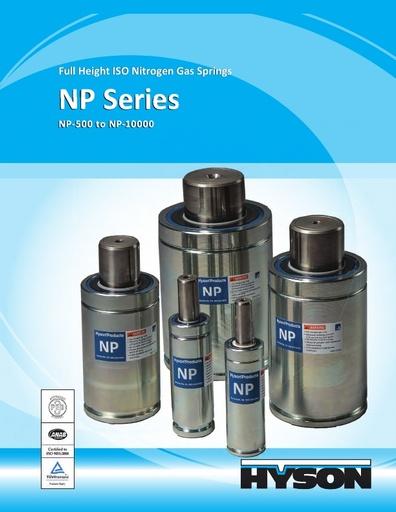NP Series NP-500 to NP-10000