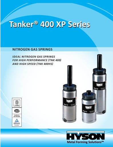 Tanker XP 400 Series