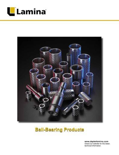 Ball-Bearing Products