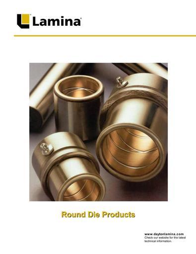 Round Die Products