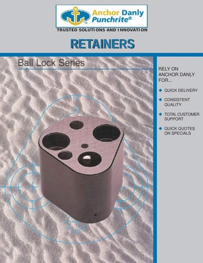 Punchrite Retainers