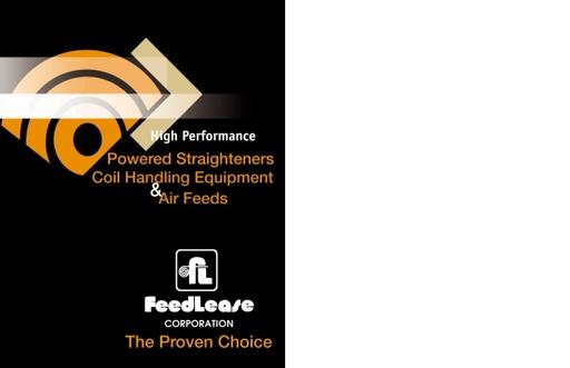 Coil Handling Equipment & Air Feeds