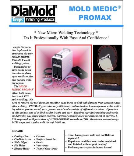 Mold Medic Promax Brochure