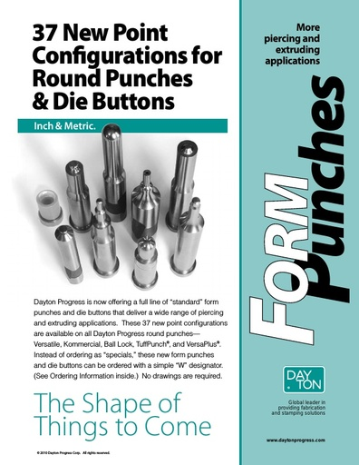 Form Punches