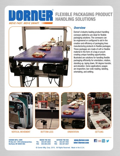 Flexible Packaging Brochure