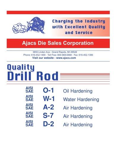 Drill Rod