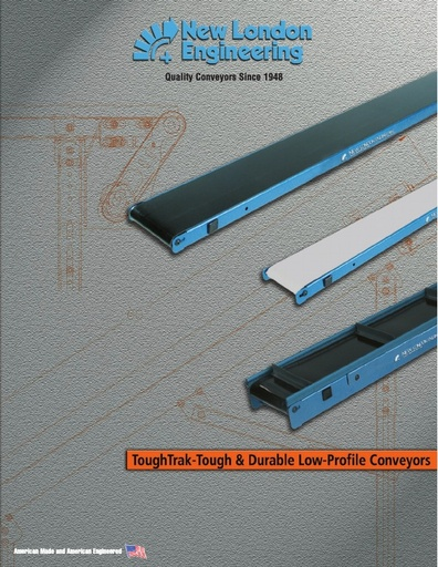 ToughTrak-Tough & Durable Low-Profile Conveyors