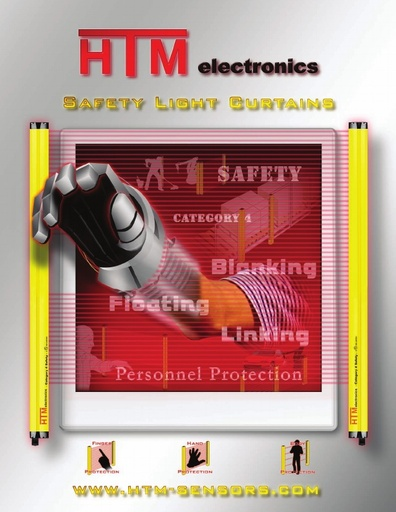 Safety Lighting Curtains