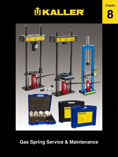 Gas Spring Service and Maintenance