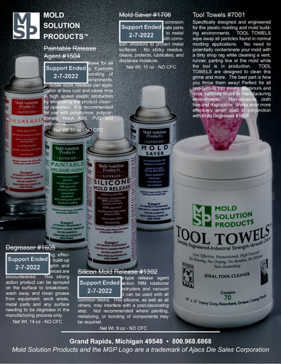 Mold Solution Products
