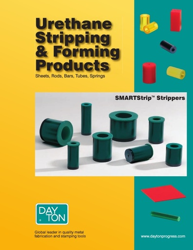 Urethane Stripping & Forming Products