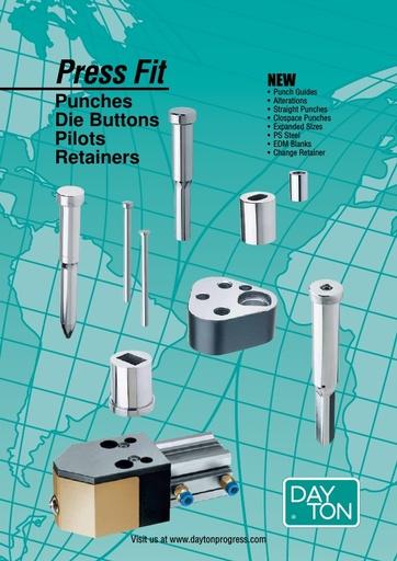 Kommercial Press Fit - Metric
