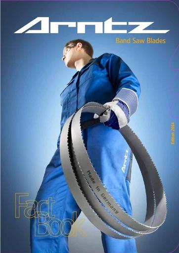 Band Saw Blades Catalog