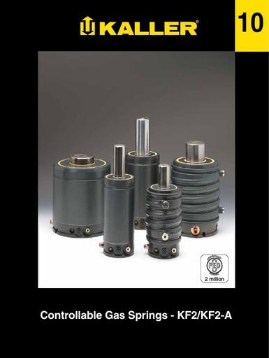 Controllable Gas Springs - KF2/KF2-a
