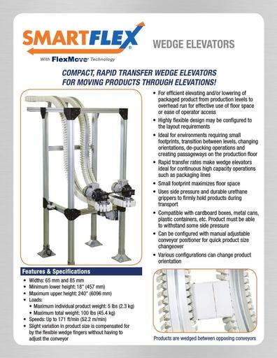 SmartFlex Wedge Elevators