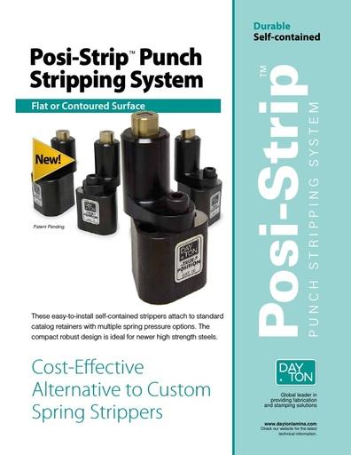 Posi-Strip™ Punch Stripping System