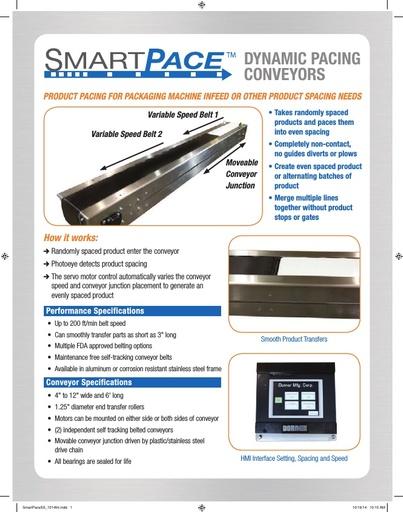 SmartPace Brochure